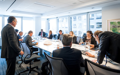 CECP Strategic Investor Initiative Advisory Board in NYC; 9/22/2016