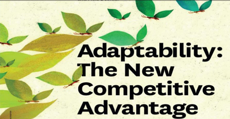 The New Competitive Advantage