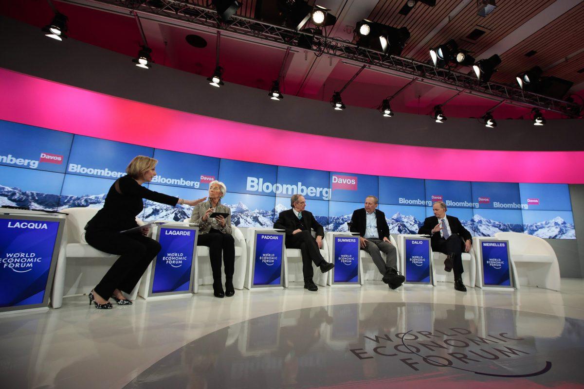 World Economic Forum 2017 Cheat Sheet