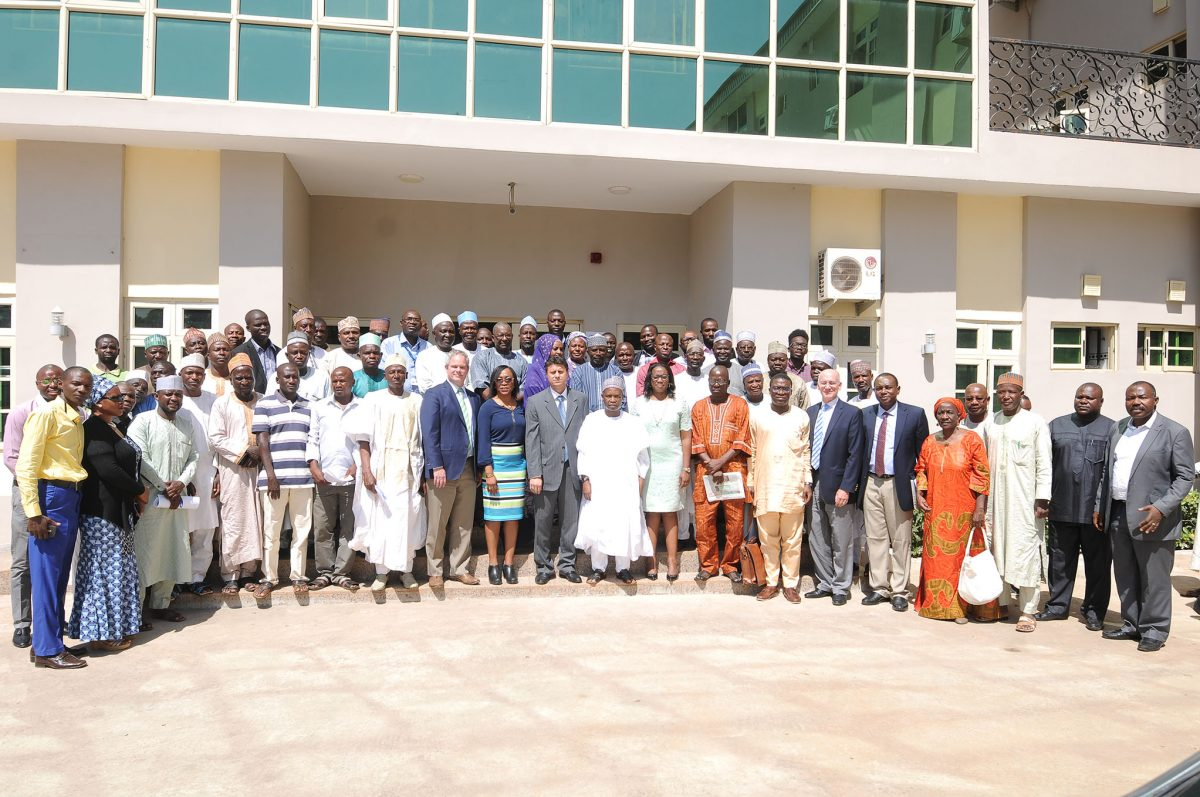 New Public-Private Partnership Promises Shared Value for Better Nutrition and Livelihoods in Nigeria