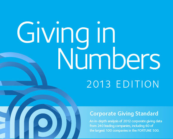 Behind the Numbers: What do Trends in Corporate Giving Mean for You?