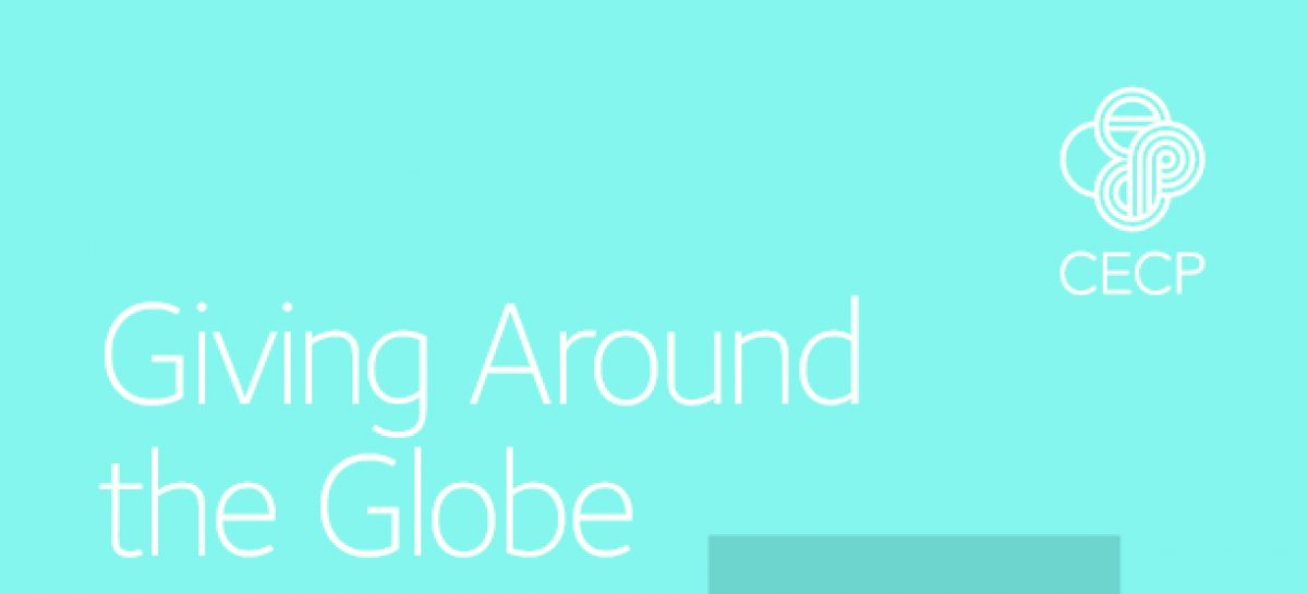 Giving Around the Globe is Out – and Meet the Global Exchange