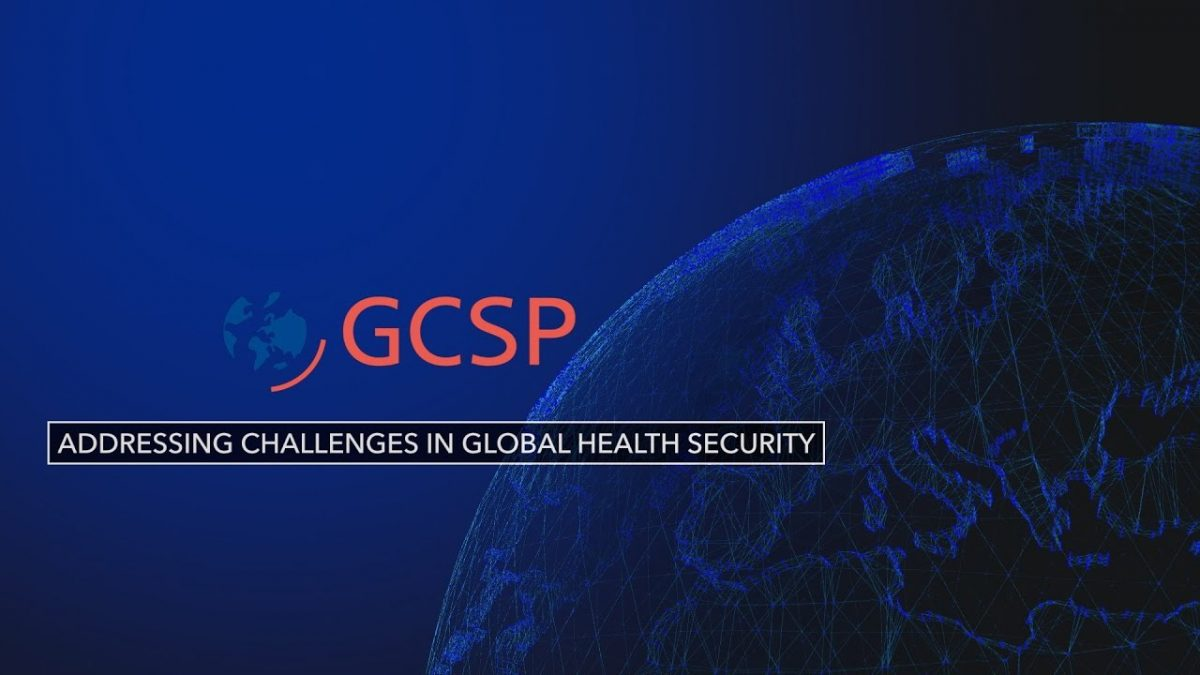 Addressing Emerging Global Health Security Challenges