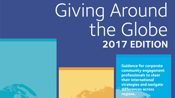 2017 Edition of CECP's Giving Around the Globe: Highlights and Findings