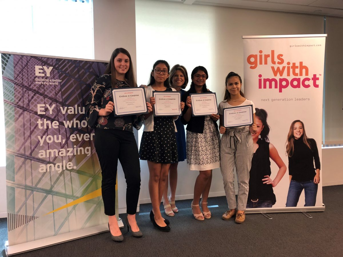 Girls With Impact: Equipping 10,000 Girls as Tomorrow's CEOs
