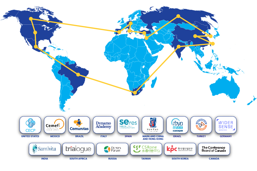 THE GLOBAL EXCHANGE - CECP