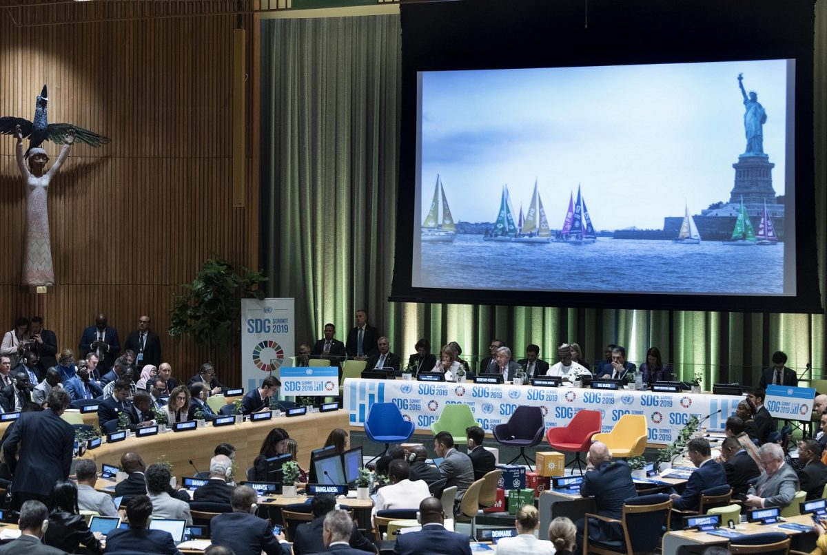 Favorable Winds for Corporate Purpose During UN General Assembly Week