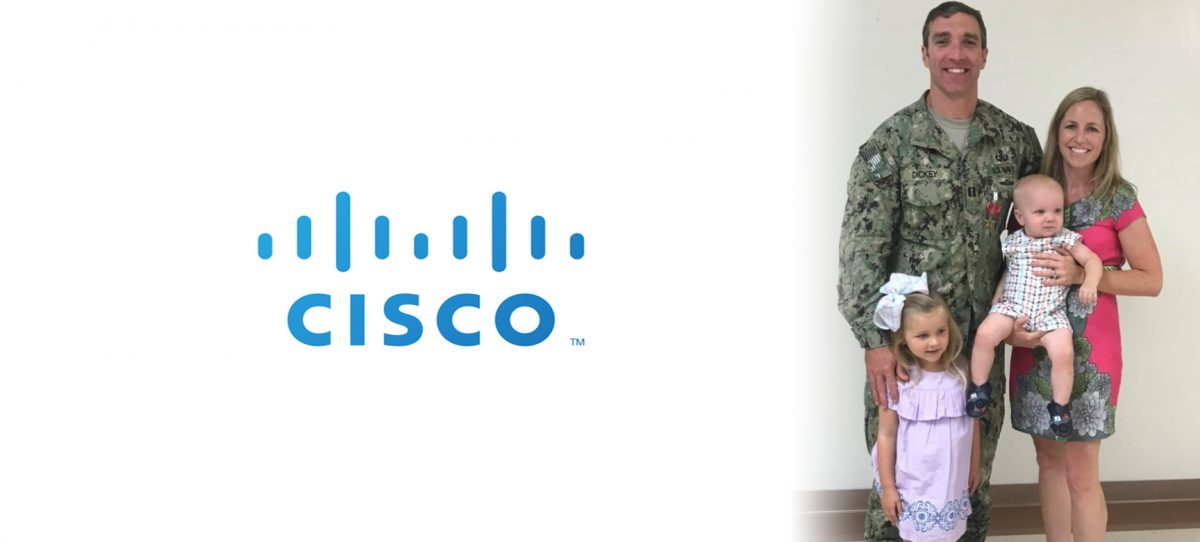 Cisco Expands Support for Veterans and Military Spouses