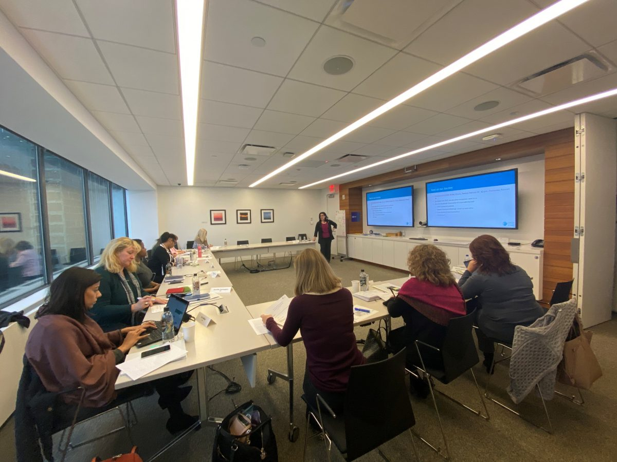 The Future of Corporate Foundations Accelerate Community: A Report from CECP's First Meeting