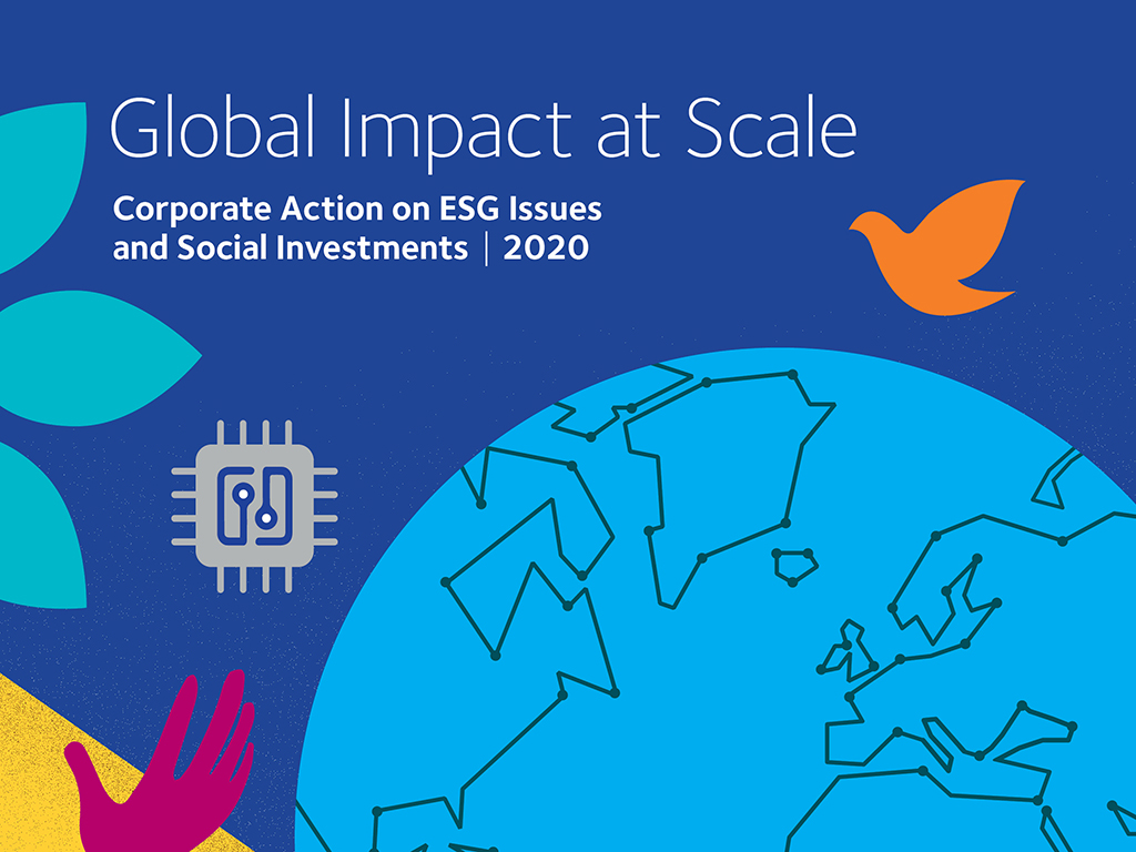 New report from the Global Exchange offers expansive look at how companies are measuring and reporting on their ESG investments